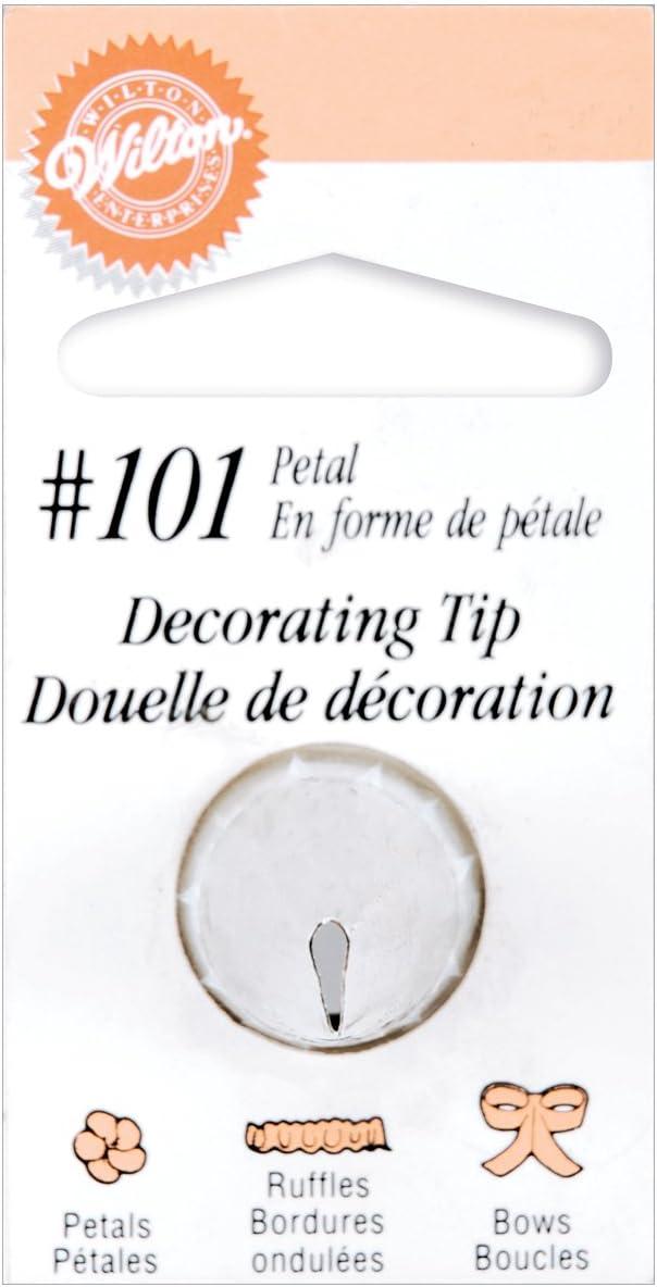 Wilton Decorating Tip No.101 Petal