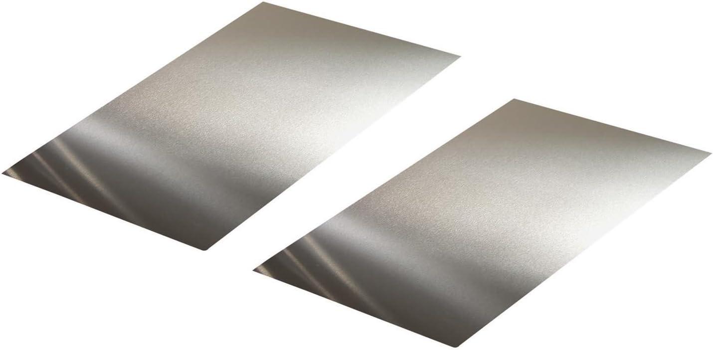HI 15306 - Tapa de acero inoxidable para cocina vitrocerámica ...