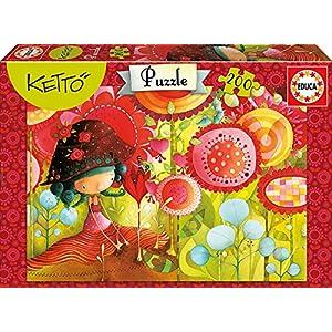 Educa 16813 Puzzle 200 Kett