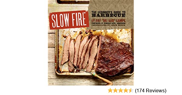 Slow Fire The Beginners Guide to Lip-Smacking Barbecue