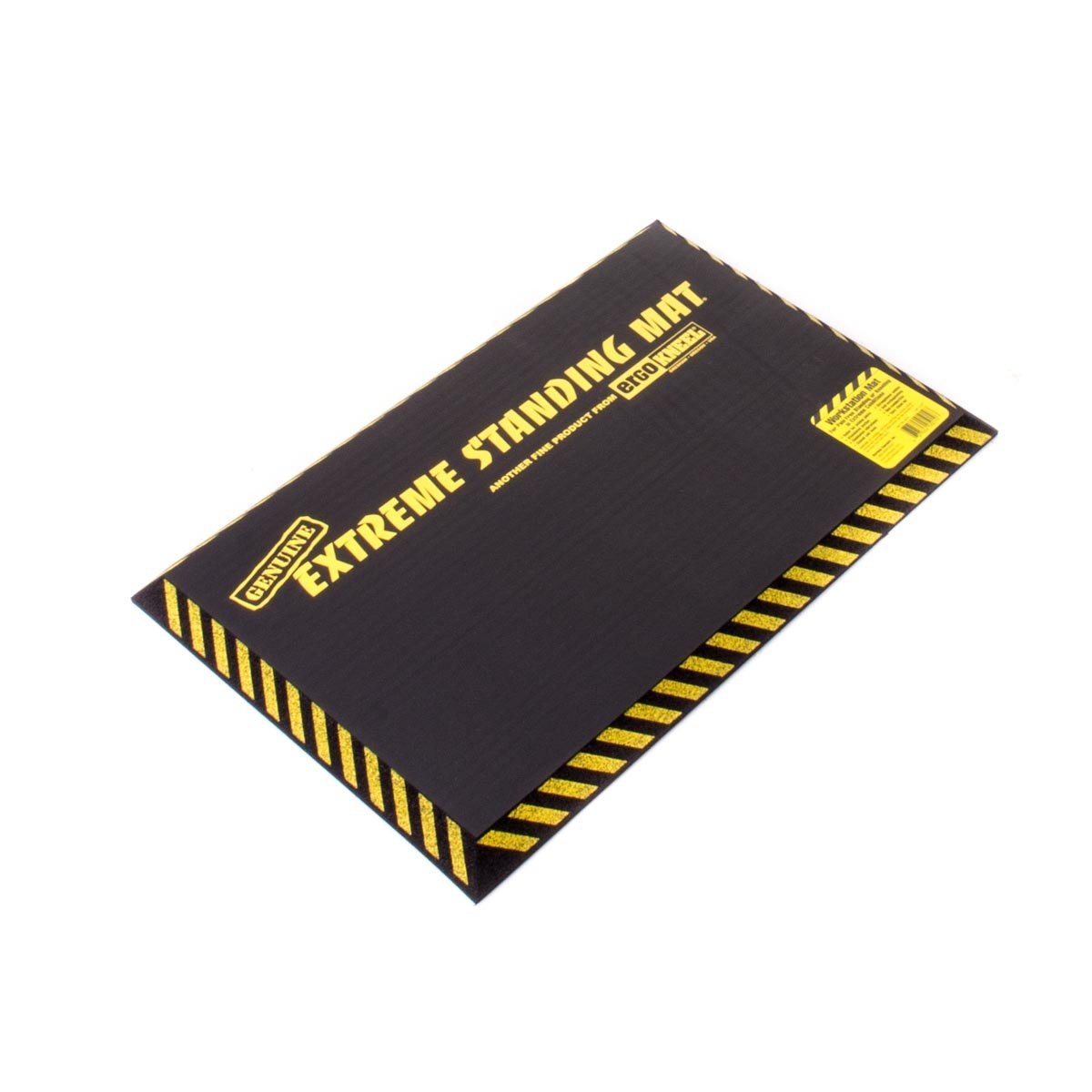 Working Concepts EXTREME Standing Mat (14'' x 21'' x 1'') 14 x 21 Black