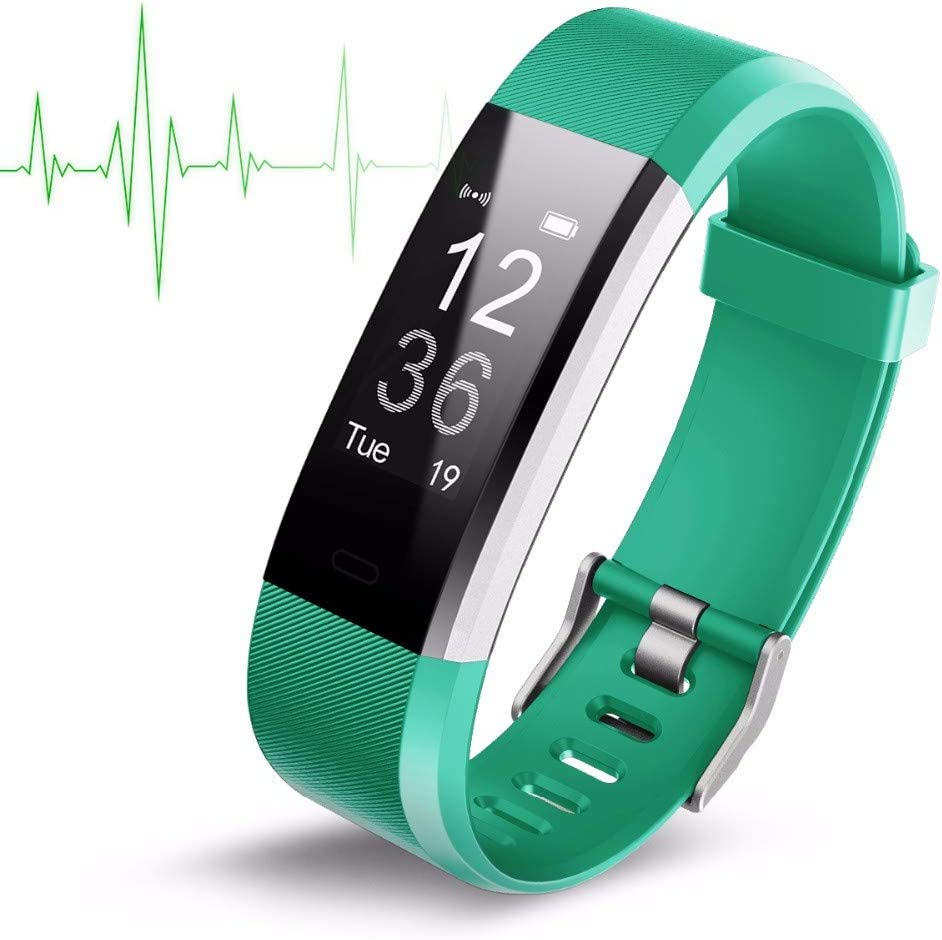 TYGJ Bluetooth Smart Watch – Rastreador de Fitness con ...