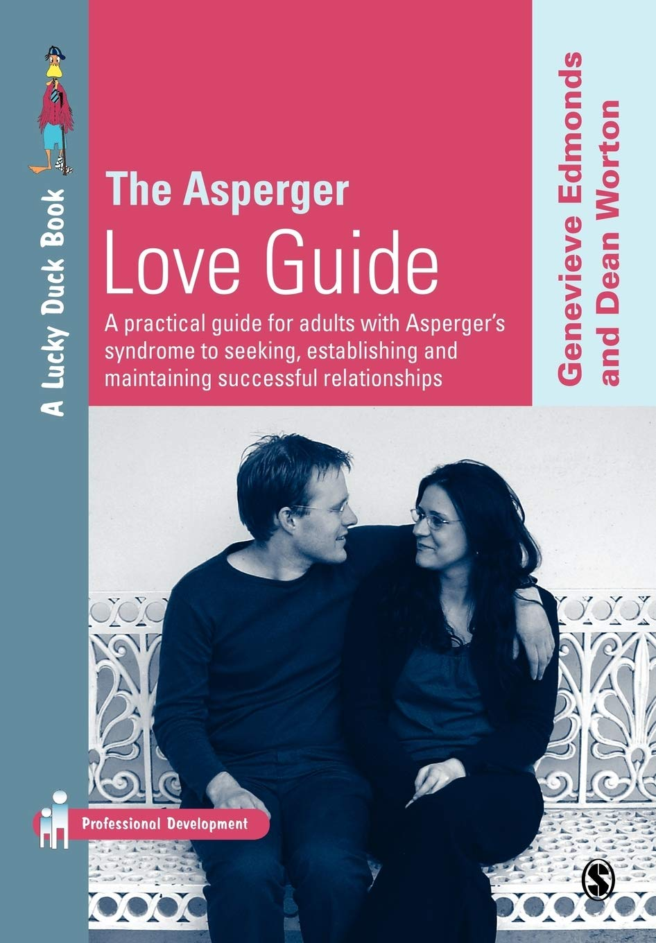 The Asperger Love Guide book cover