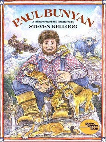 paul-bunyan-20th-anniversary-edition-reading-rainbow-book