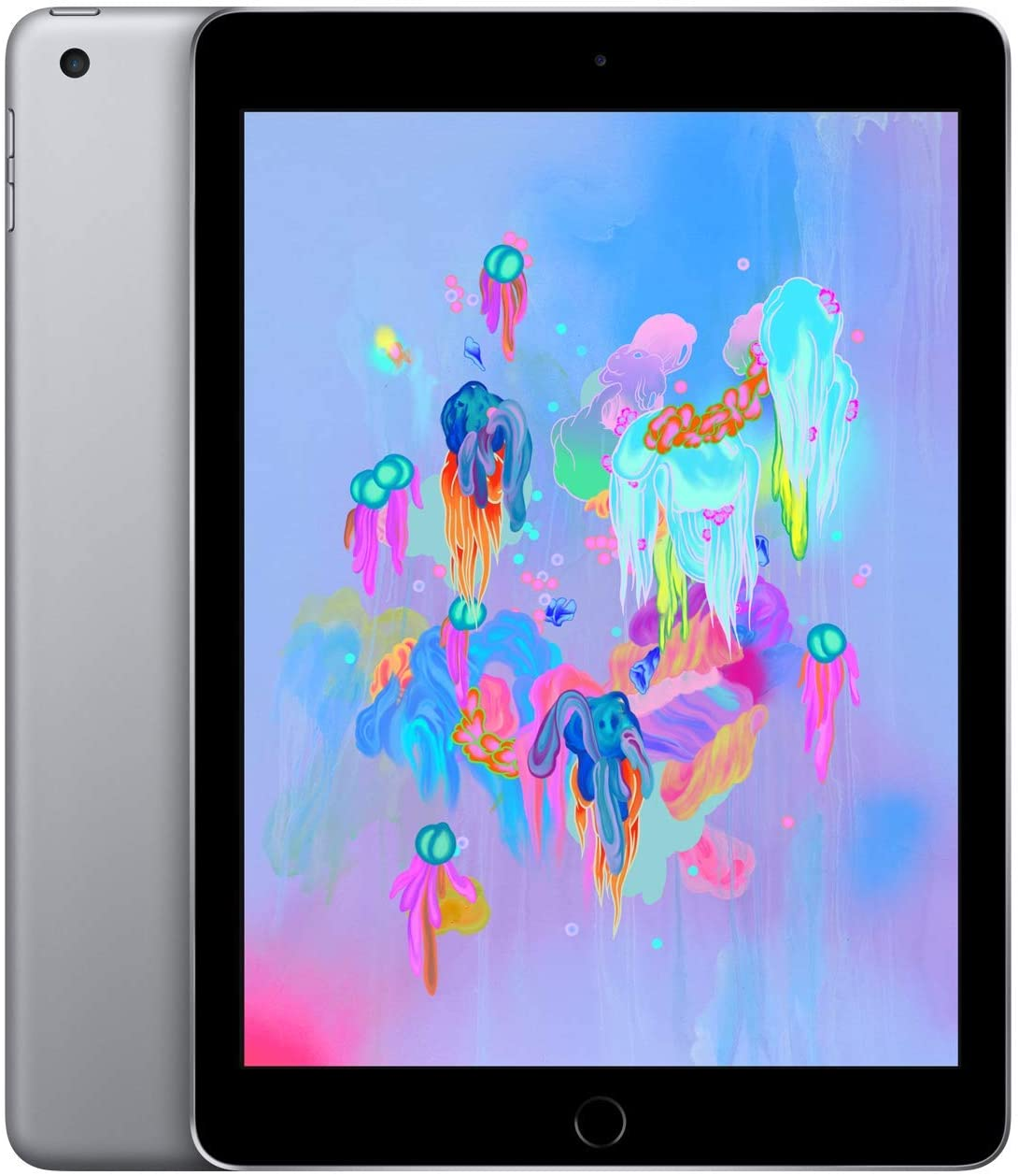 Apple iPad 2018 32GB, Gold (Renewed)