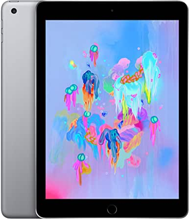 Apple iPad (Wi-Fi, 128GB) - Space Gray (Previous Model)