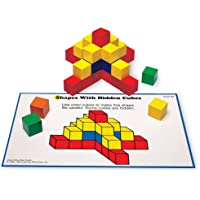Learning Resources Creative Colour Cubes (100Pc)
