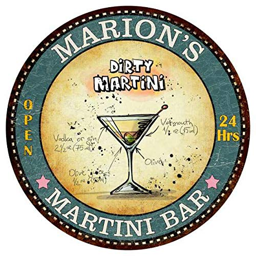 - Chico Creek Signs MARION'S Martini Bar 14