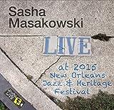 Jazzfest 2015 by Sasha Masakowski