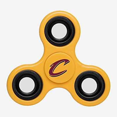 Cleveland Cavaliers Diztracto Spinnerz - Three Way: Sports & Outdoors