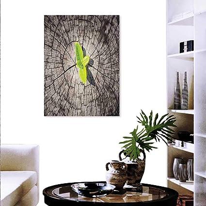 Amazon com: Tree Life Art-Canvas Prints Dried Earth Last