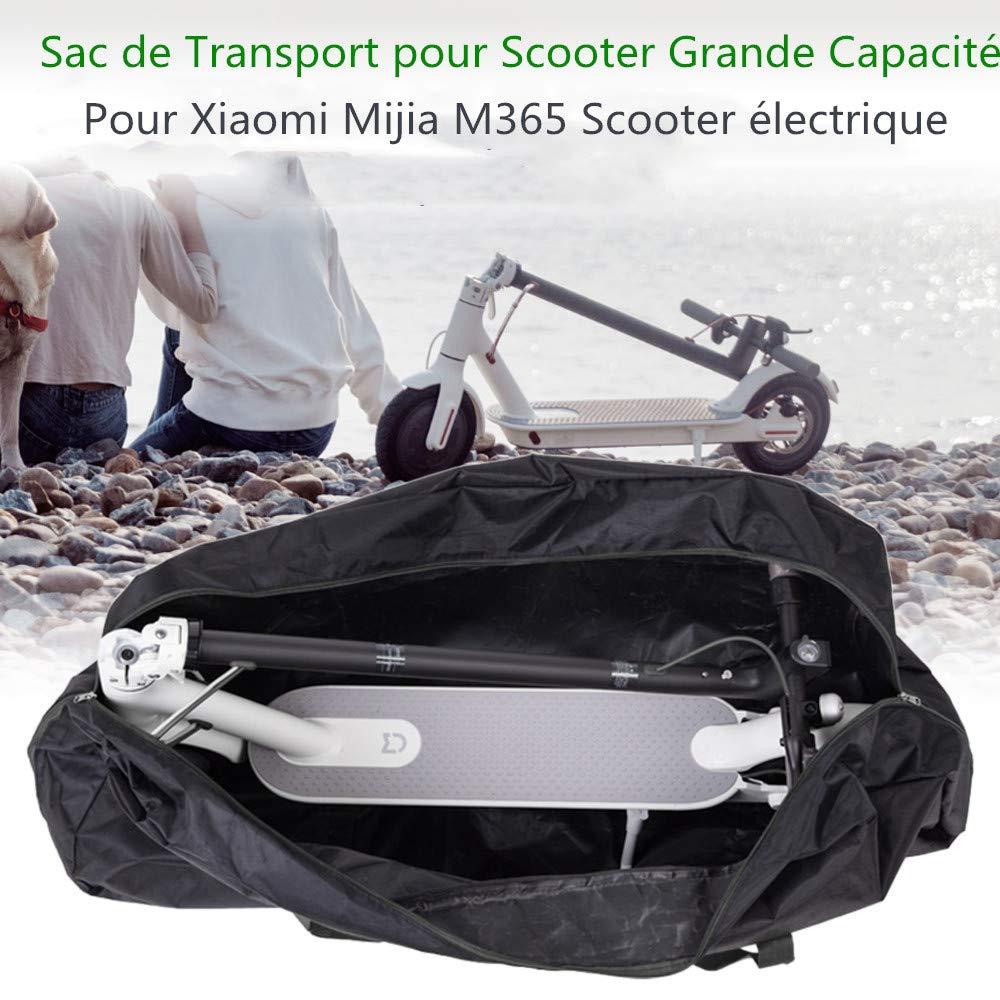 Lixada Portable Oxford Paño Scooter Bolsa Eléctrica Skateboard Bolsa de Transporte para Xiaomi Mijia M365 110 * 45 * 50 cm