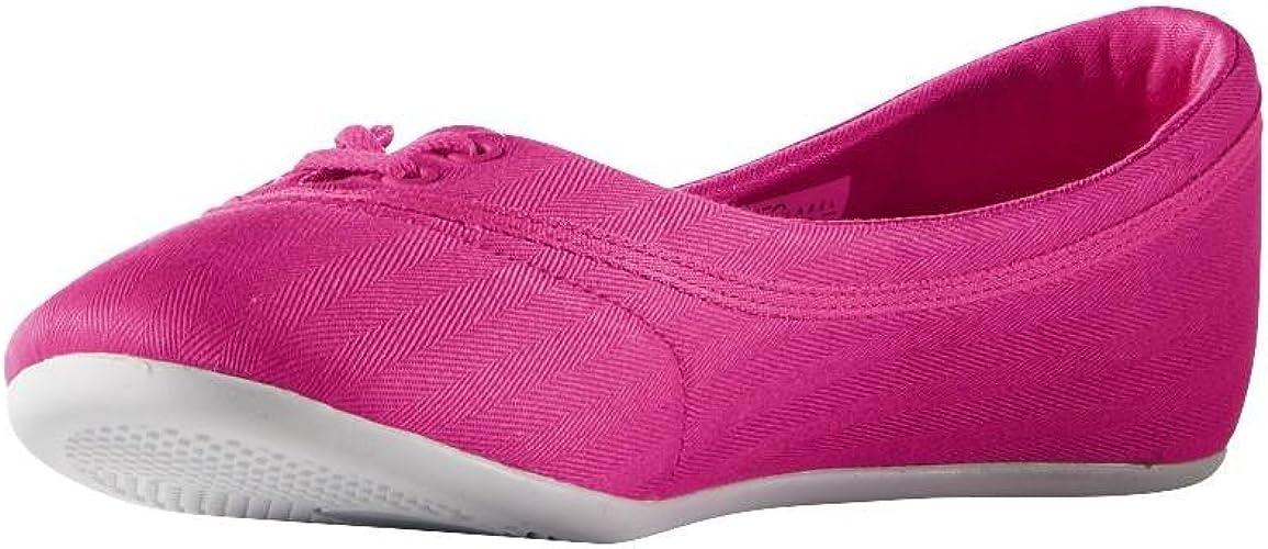 ballerine adidas femme noir et rose