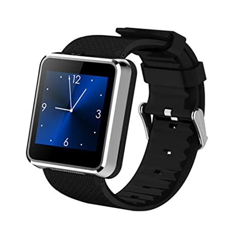 Amazon.com: Snowleopard Bluetooth Smart Watch F1 Waterproof ...
