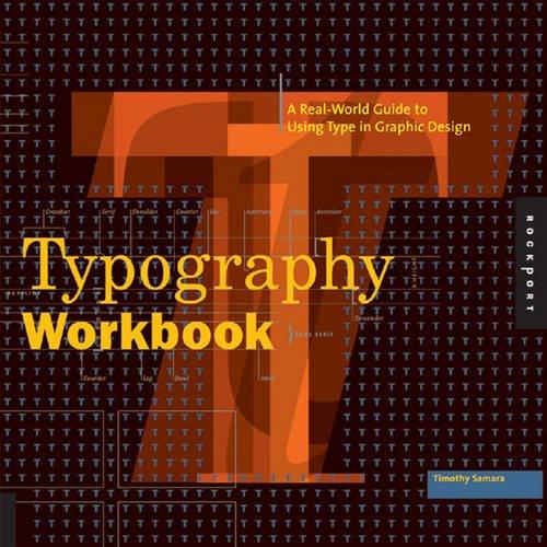 Typography Workbook Real World Graphic Design