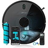 Cecotec Robot Aspirador Conga 5090. App con hasta 5 mapas. Aspira, Barre, Friega y Pasa la Mopa. Alexa y Google…