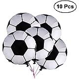 """NUOLUX 10 piezas de 18"""" globos de papel de aluminio Airballoon fiesta de cumpleaños decoración de la fiesta"""