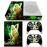 ModFreakz™ Console/Controller Vinyl Skin Set – Smoking Weed Girl for Xbox One Slim Review