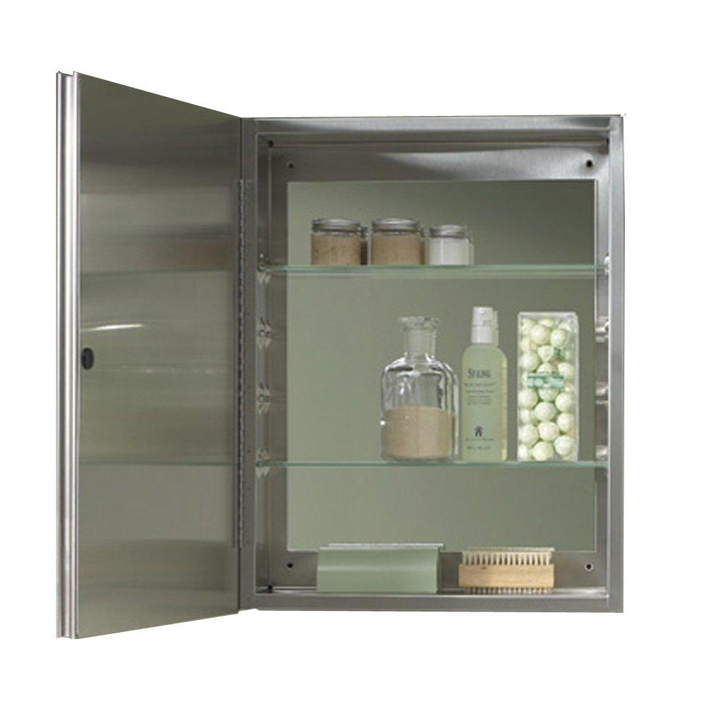 Jensen Medicine Cabinet Amazoncom Jensen 56ss184csn Barrington Medicine Cabinet Home