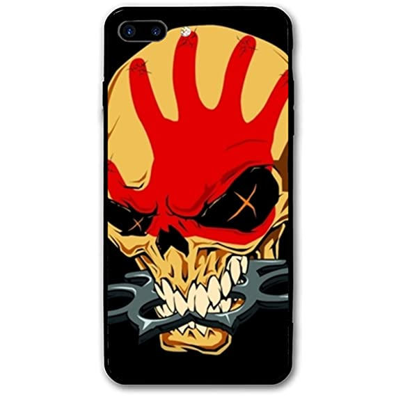 new style 5537a 04be5 Amazon.com: Five Finger Death Punch iPhone 7/8 Plus Case Ultra Thin ...