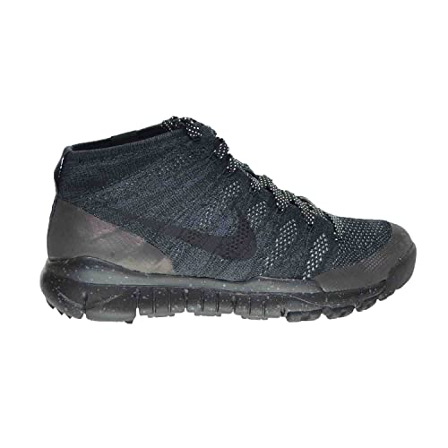 online store ff964 5908c Nike Flyknit Trainer Chukka FSB Men s Shoes Black Black-Anthracite  805092-001 (