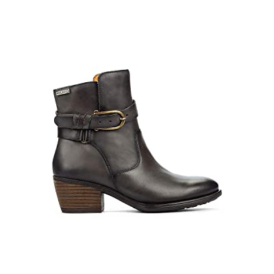 Pikolinos Women's Baqueira W9M-8563 Ankle Boot with Buckle Trim | Ankle & Bootie