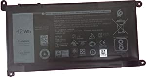 51KD7 Y07HK P28T001 FY8XM 0FY8XM Laptop Battery Replacement for Dell Chromebook 11 3100 3180 3189 5190 3181 2-in-1 Series (11.4V 42Wh)