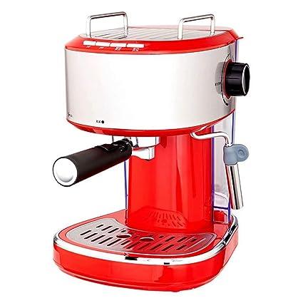 WY-coffee maker Máquina de café de Vapor de Alta presión Tipo Leche Espuma 850W