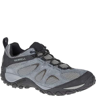 Merrell Men's Yokota 2 Hiking Boot, Castlerock, 8 M US | Hiking Boots