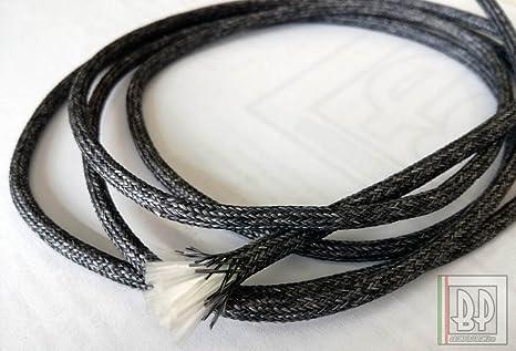 Cuerda borla térmica acolchada para estufa y horno, Junta Alte Temperature 600 grados, Diámetro