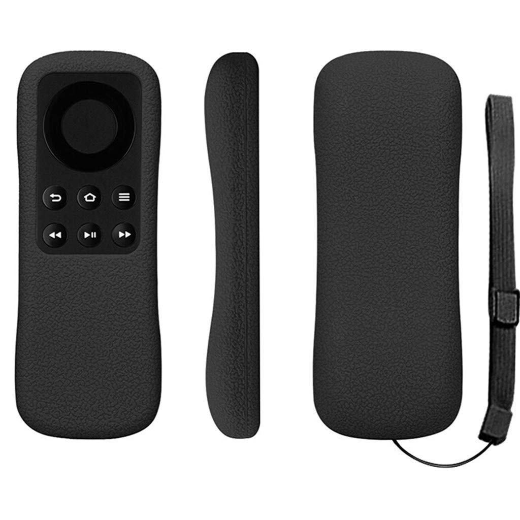 color verde 25g Bibao Funda protectora de silicona para Fire TV Stick 4K Ultra HD con mando a distancia de voz Alexa