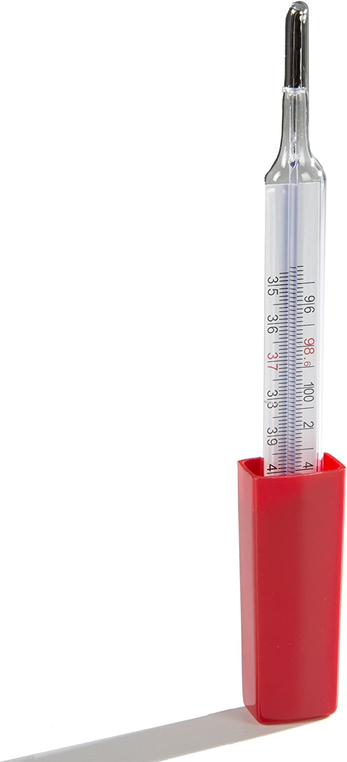 Geratherm Mercury Free Rectal Thermometer for Temperature Measurement: Health & Personal Care
