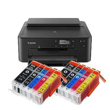 Canon Pixma TS705 TS-705 - Impresora multifunción de inyección de ...