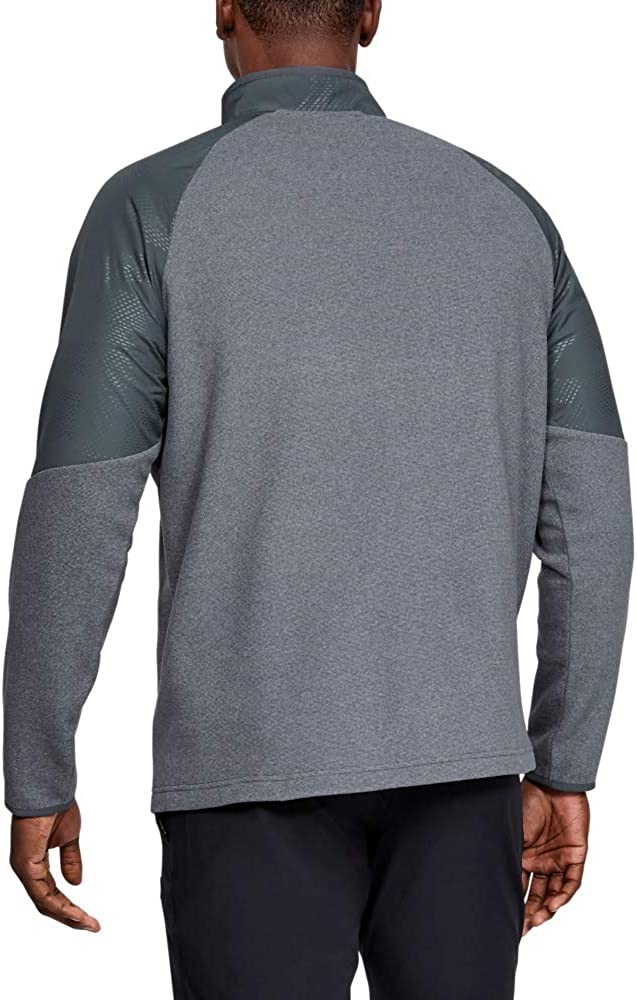 Under Armour Mens Cgi 1//2 Zip Half