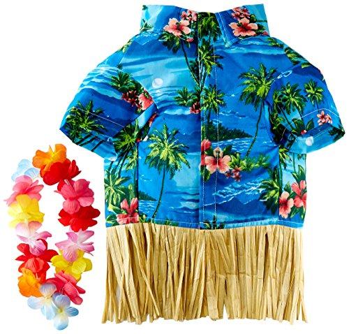 Forum Novelties 58691 Polynesian Pet Costume, Medium ()