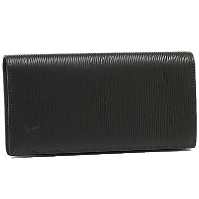 b76f71d9b0ff [ルイヴィトン] 財布 LOUIS VUITTON M60622 エピ ポルトフォイユ・ブラザ 長財布 ノワール 黒