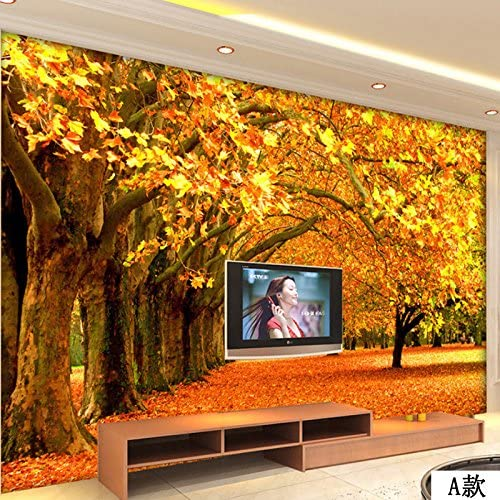 Chan-Mei 3D Wallpaper minimalista moderno televisor paño de muro ...