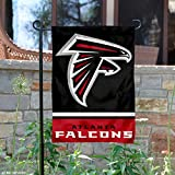 WinCraft Atlanta Falcons Double Sided Garden Flag
