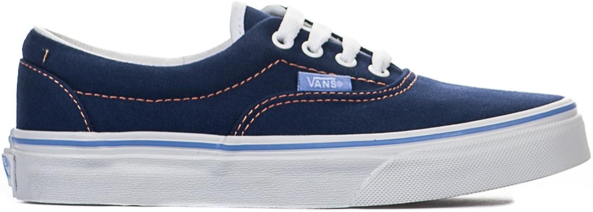 Vans Baskets Fille Bleu Marine - 32: Amazon.fr: Chaussures et Sacs