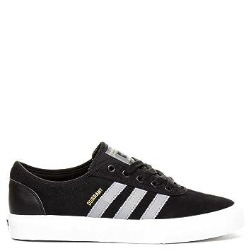 - le scarpe adidas dga avanzati nero grigio bianco unito: