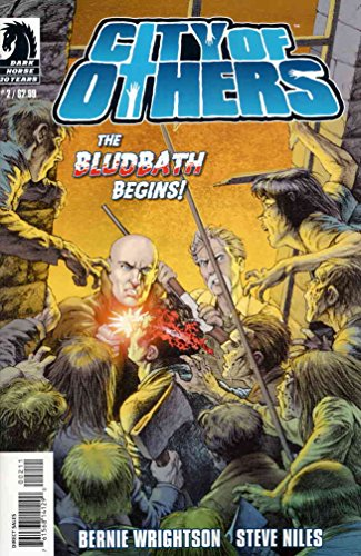 City of Others #2 VF/NM ; Dark Horse comic book