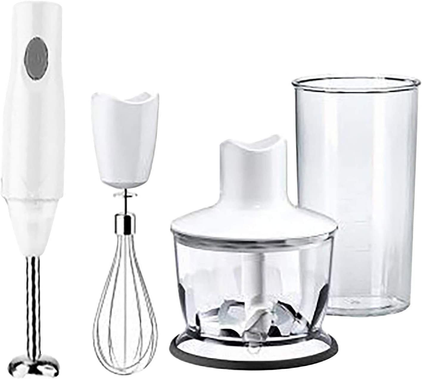 Alueery Stirrer Professional Immersion Hand Blender Rated for Professional Cooking Projects