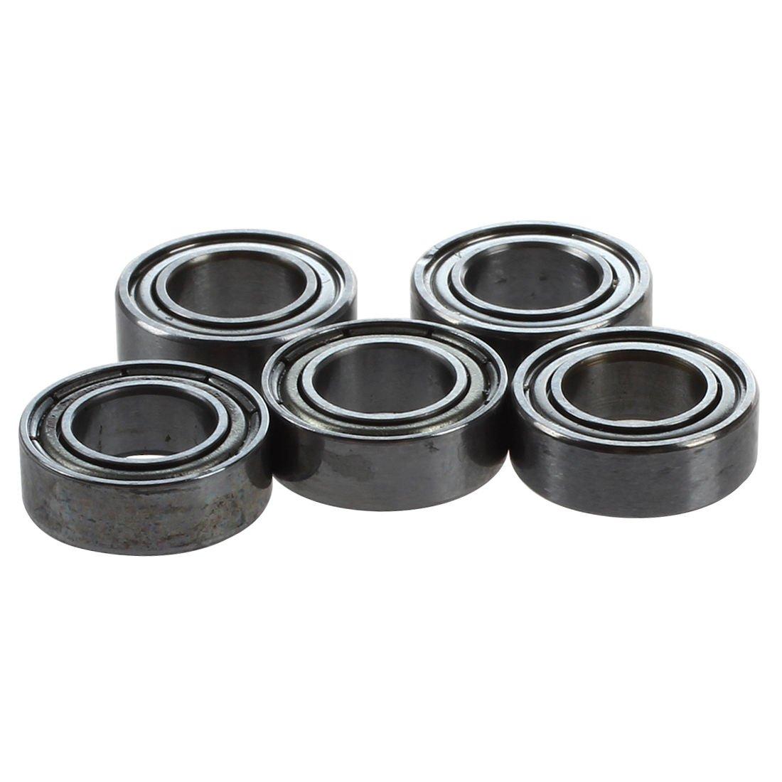 950ZZ Deep Groove Ball Bearing - TOOGOO(R) 5Pcs 950ZZ Dual Metal Shields Deep Groove Ball Bearing 5mmx9mmx3mm