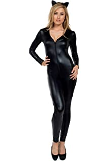 Amazon.com: Leg Avenue - Traje de licra para mujer: Clothing