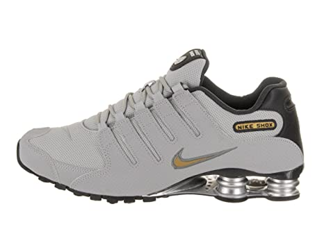 the latest 48519 e2f7c ... Amazon.com Nike Mens Shox NZ PRM Running Shoes NIKE Shoes Mens FootJoy  Sport Golf ...