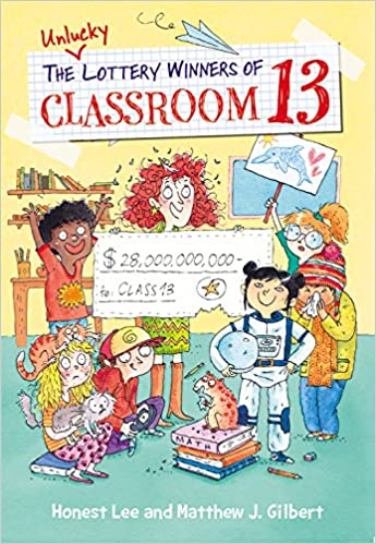 Image result for unlucky lottery winners classroom 13