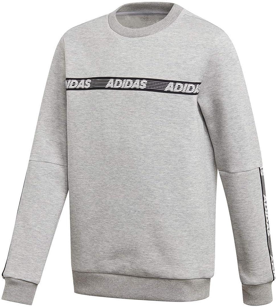 si puedes maravilloso modelo  Amazon.com: adidas Kids Sweatshirt Sports ID Running Crew Training Gym Boys  Lifestyle: Clothing