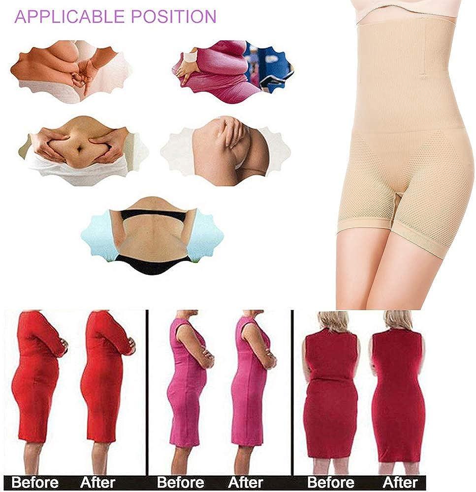 HONFAY Damen Figurenformend Miederslip mit Bauch-Weg-Effekt Miederpants Miederhose Shapewear K/örperformende Hosen Slip f/ür Frauen