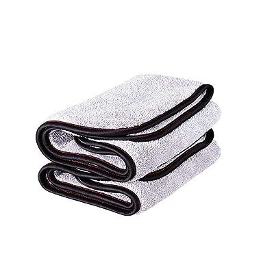 Griot's Garage 55586 PFM Terry Weave Towel (Set of 2): Automotive