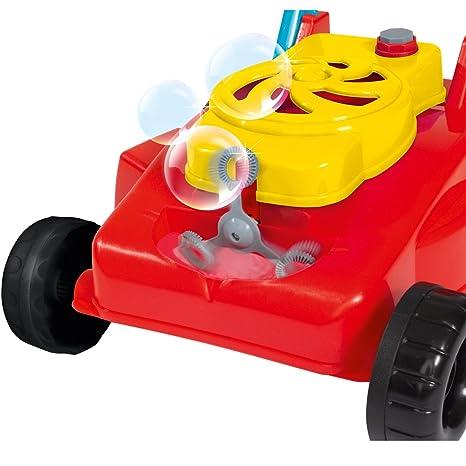 Bubble Fun Seifenblasen Rasenmäher - Kinder Garten Spielzeug Für ...